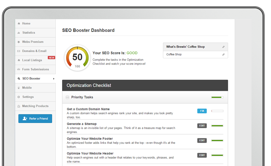 The Perfect SEO Tool for Small Business