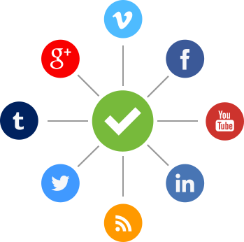 Social icons for your website